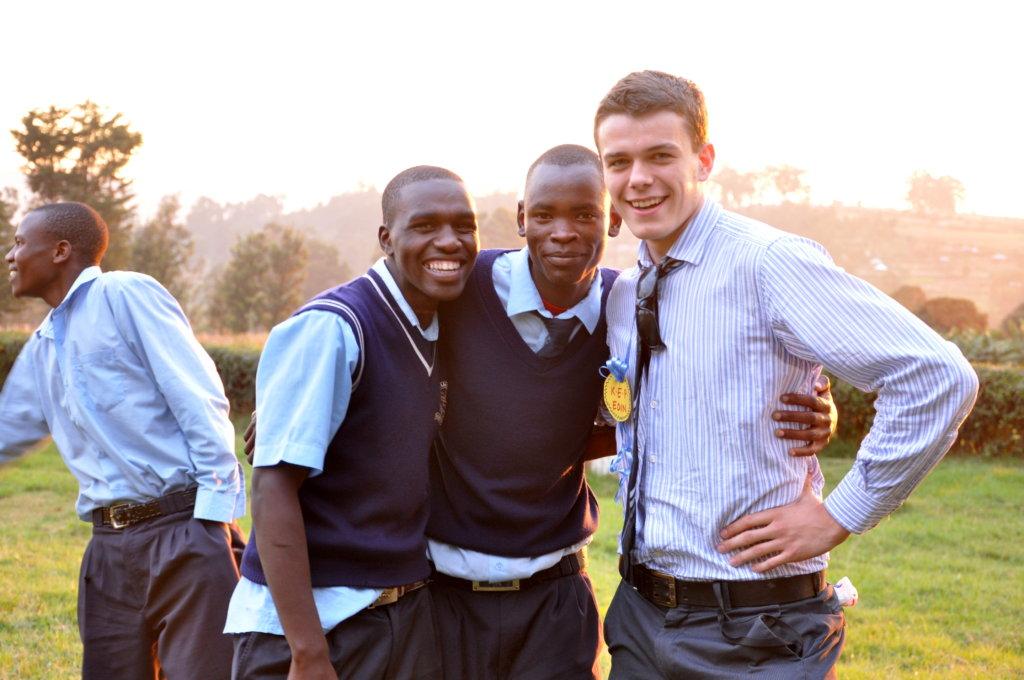 Educational opportunities in Kenya and Uganda