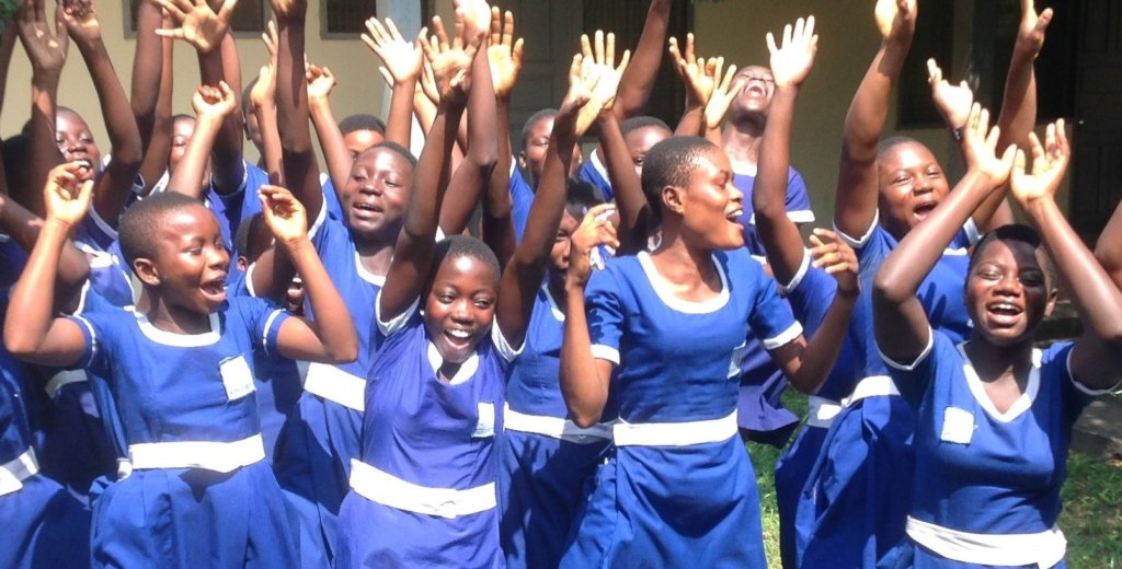 GWI Girls Education for Brighter Futures