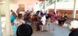 Health Nest Uganda Meeting