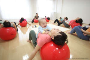 Program to support moms' mental & physical health