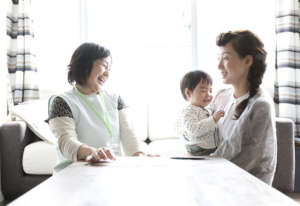 Advance Wellbeing for Mothers in Japan