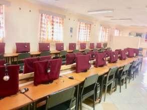 Secondary School Computer Lab
