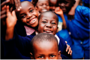 Educate a child from Kibagare Slum at St Martins
