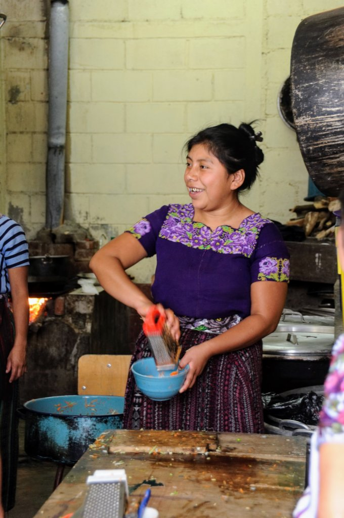 Fight Child Malnutrition in Rural Guatemala