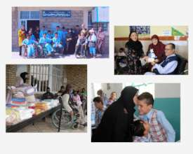 Give Education and Healthcare to Disabled Afghans