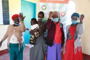Global solidarity with menstruation bracelets