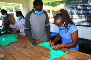 Menstrual Health Ambassador training