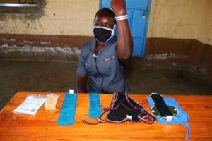 Reusable sanitary kit for girls and women