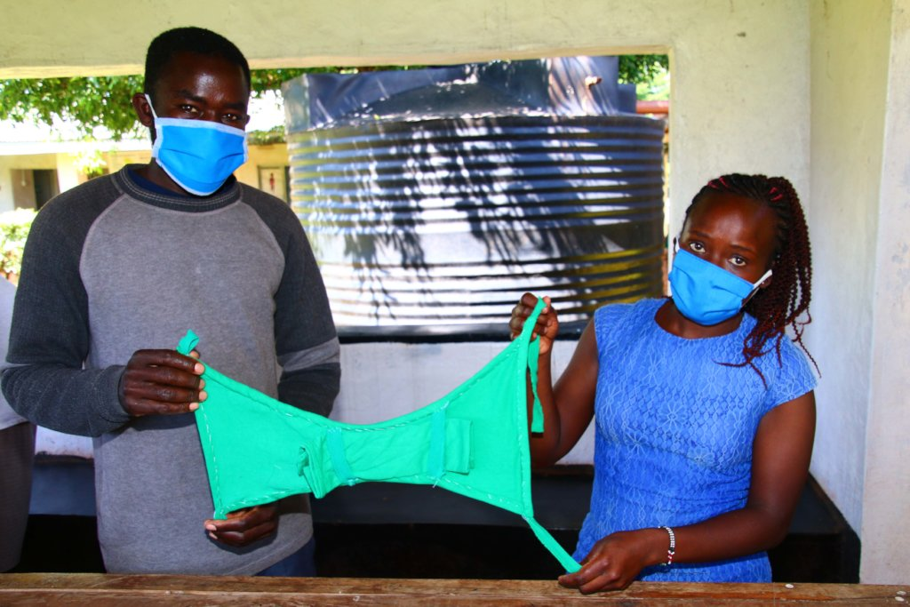 Invest in Menstrual Health for girls and women