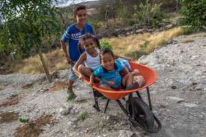Flourishing communities in Nicaragua