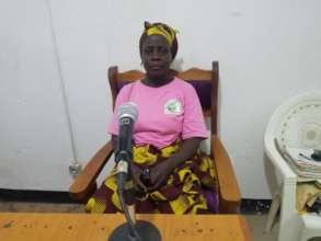 Suzanne testified to encourage other women