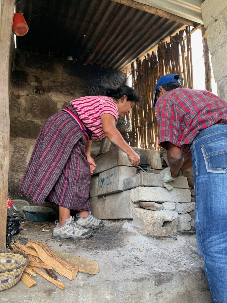 Support Cookstove Repairs for Guatemalan Families