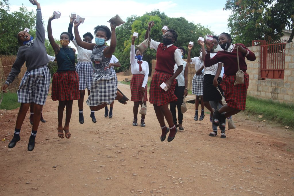Pregnancy Prevention for 200+ Teenagers in Zambia
