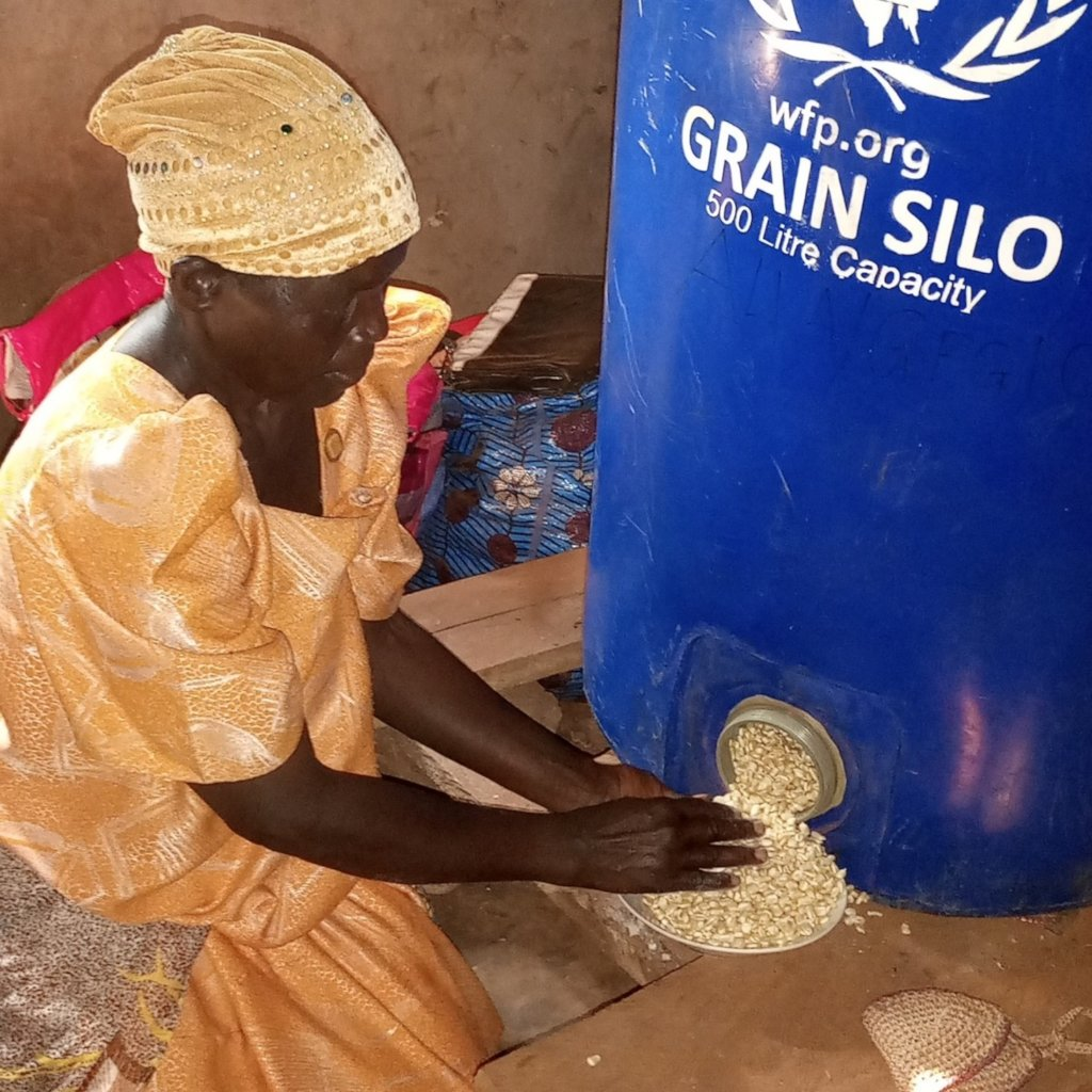 Give 35 families food security in Uganda