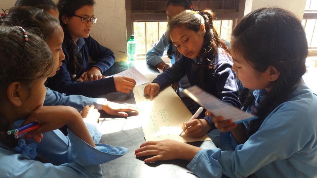 Promoting Innovation in 50 schools of Rural Nepal