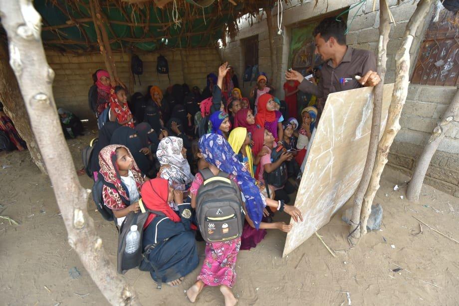 Support Yemeni Children's Education in Rural Areas
