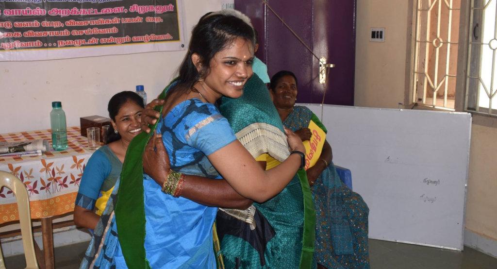 COVID recovery in Tamil Nadu via self-help groups