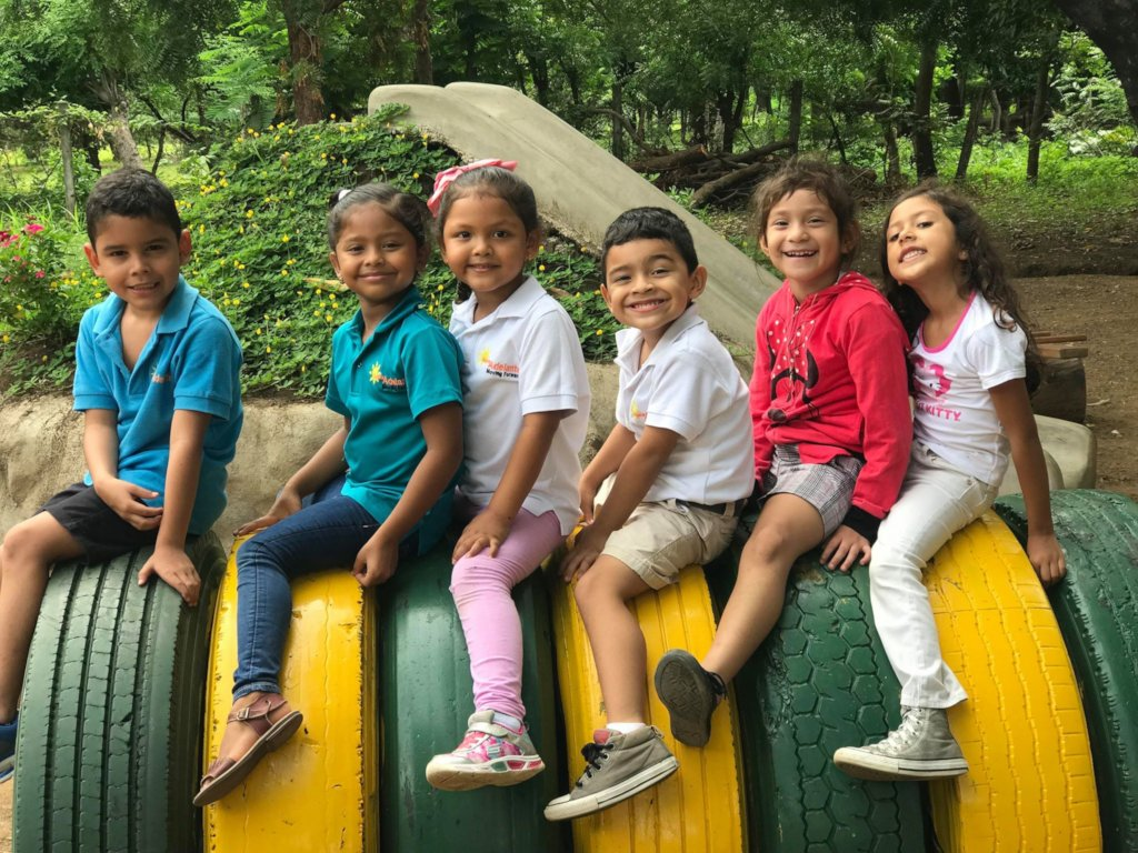 Give the gift of education to 56 Nicaraguans