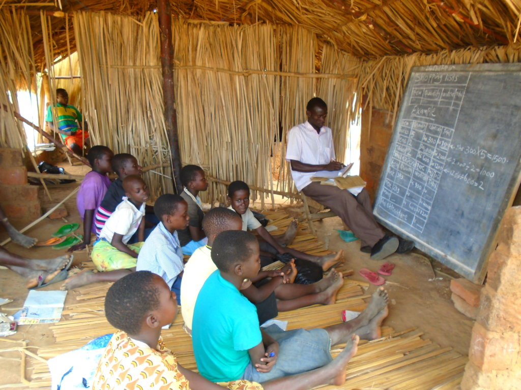 Land Purchase to Build a New Classroom