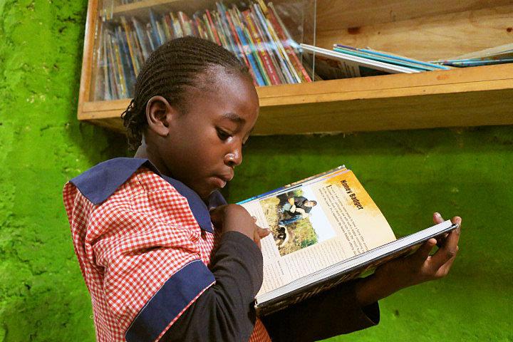 Help 30 Children In Kenya Catch Up In Reading
