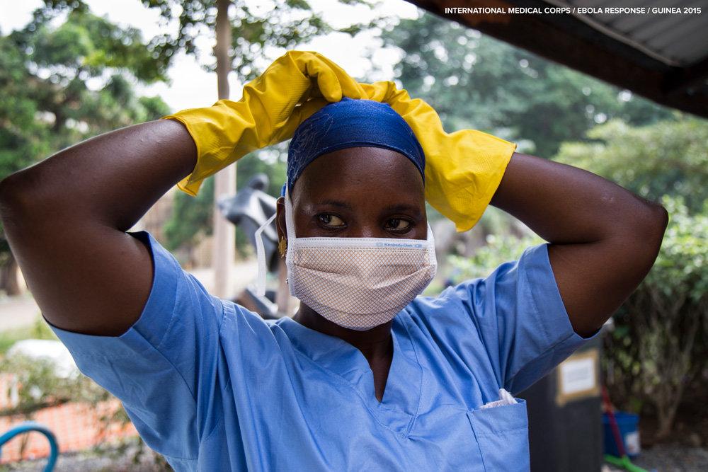 Emergency Response to Ebola Outbreak in Guinea
