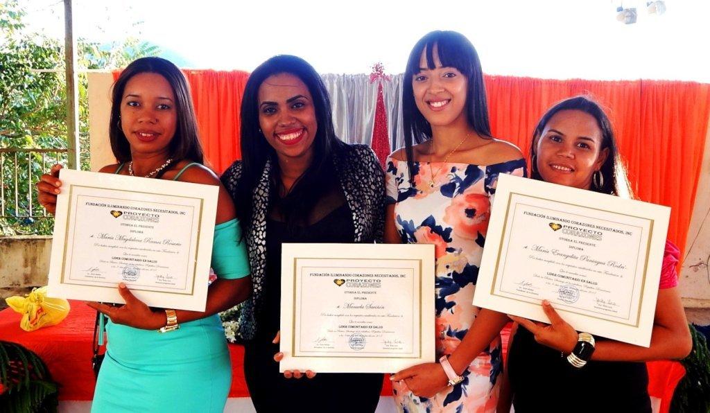 Education for Dominican & Zambian Communities