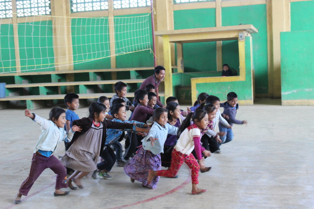 Healthcare of indigenous tsotsil children, Chiapas