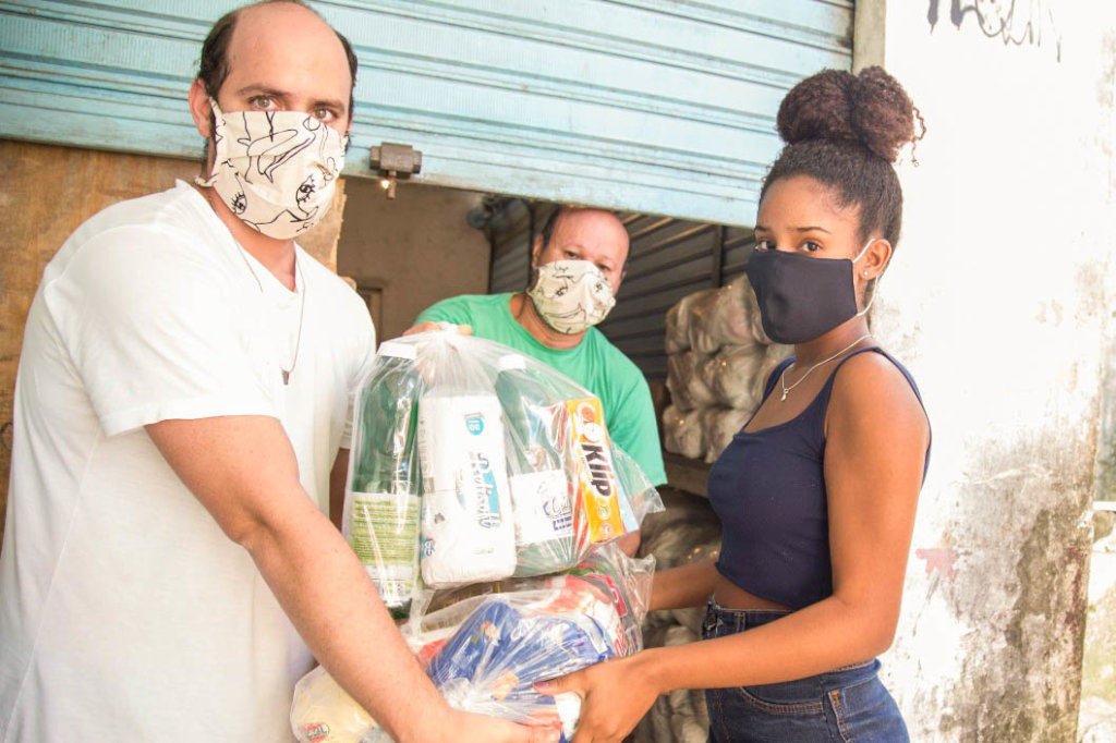 Support a Collective of Vidigal slum NGOs