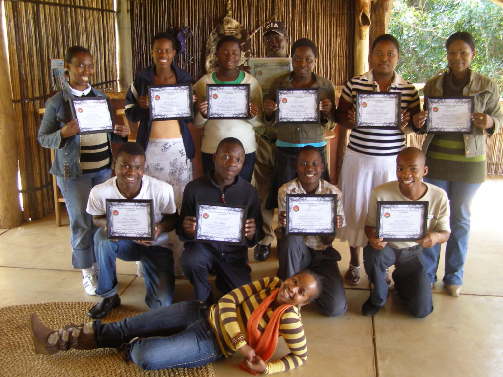 Send a child to a 5 day leadership Eco-Camp in SA