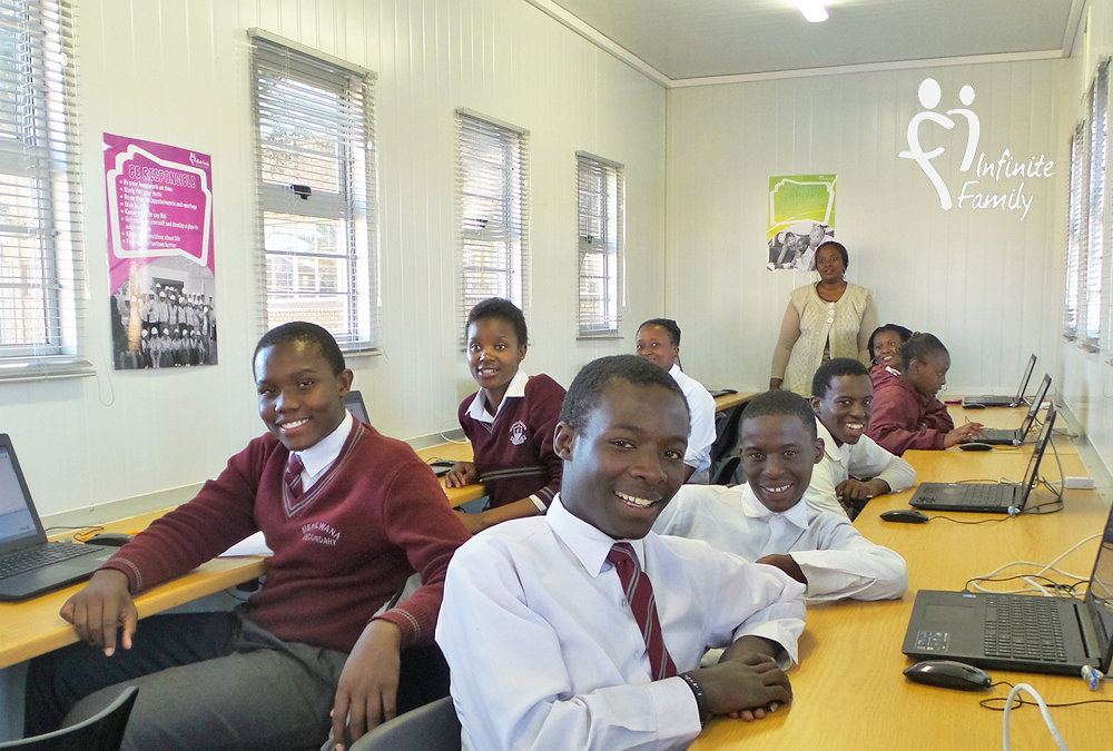 Bring Advanced Education to the Townships