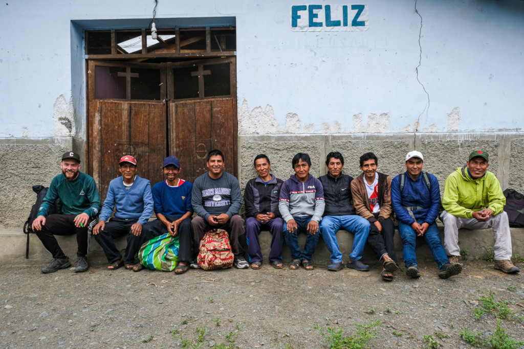 Doubling Income for the Poorest Farmers in Peru