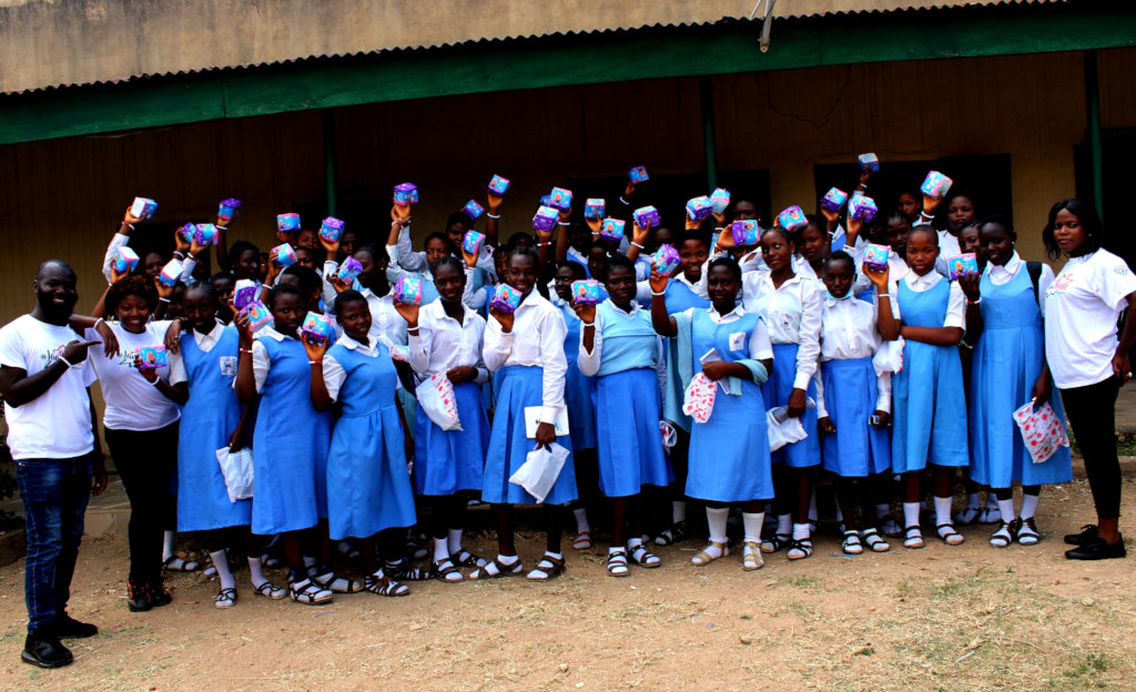 Give Vulnerable Girls Dignity and Livelihood