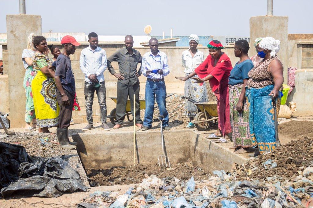 Waste Management Hub - Area 24, Lilongwe