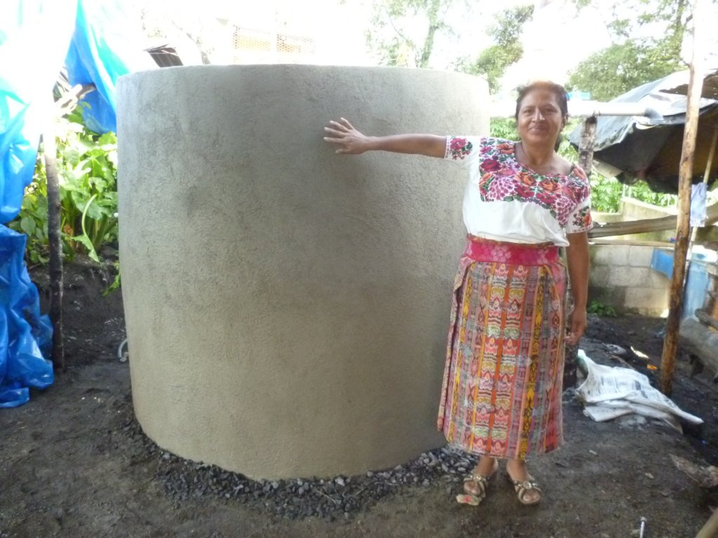 Provide clean water to Guatemalans in need