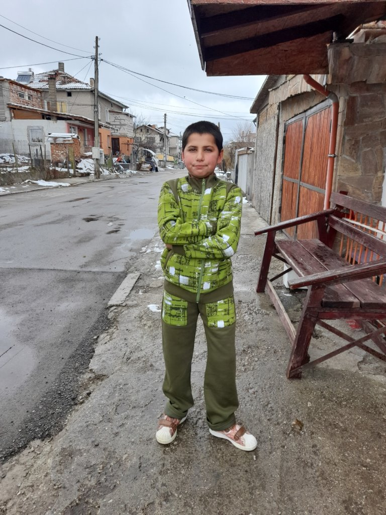 800 children and families in Bulgaria need boost