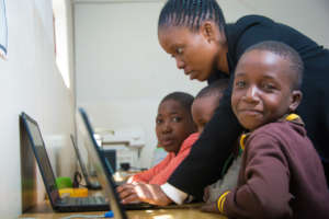 Learning Resources for 125 children in Zimbabwe