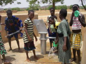 Clean water for a rural primary school