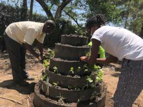 Food for Good for Cancer Patients in Kenya