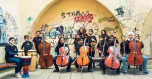 Help 200 children change their lives through music