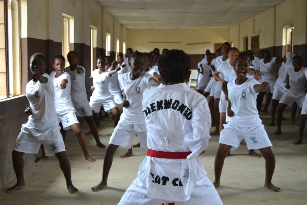 Empower 1000 Nigerian Girls to End Sexual Violence