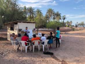 Financial Education in an Oasis