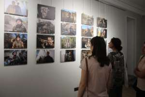 Humans of the war / Documental Photo Exhibition