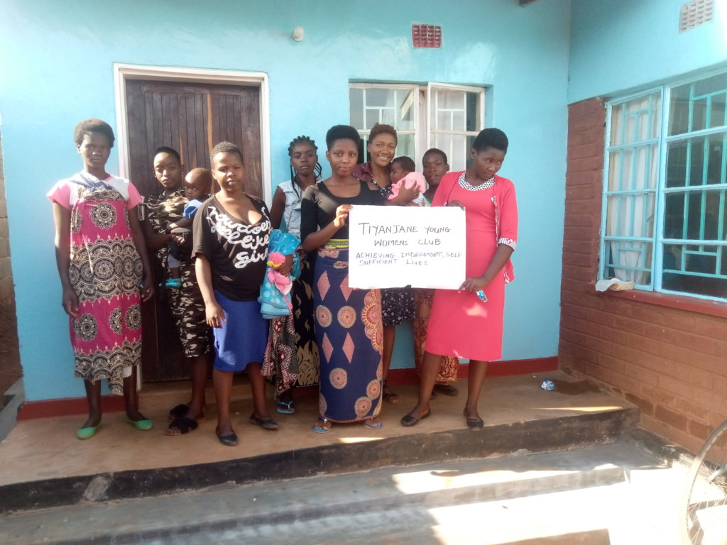 Empower teen moms to be self reliant in Malawi