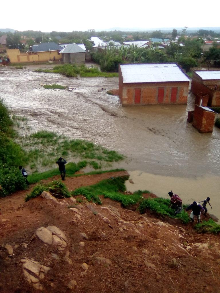 PROVIDE FOOD FOR SURVIVORS OF FLOODS IN UGANDA