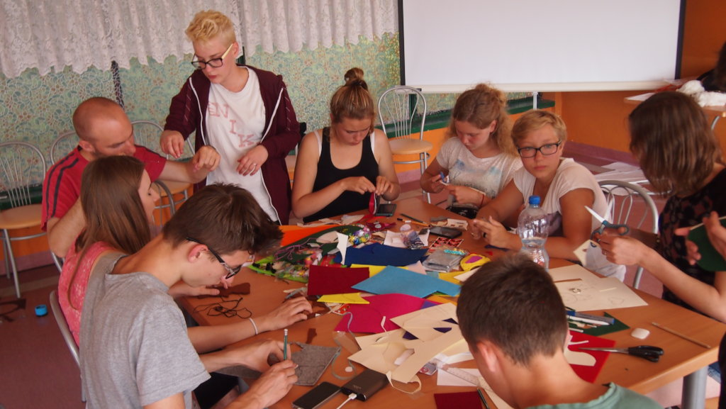 Workshops on Lifeskills for Care Leavers in Poland