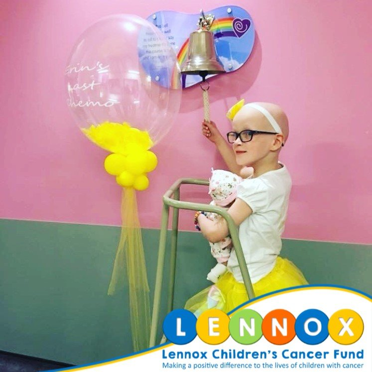 Helping Children with Cancer Across the UK