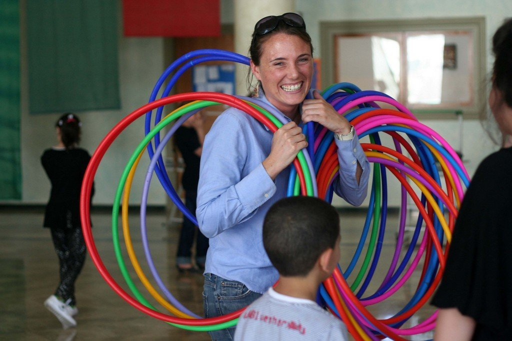 Support Community Development Interns in West Bank