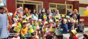 Provide Playground Equipment for Afghan Pre-school