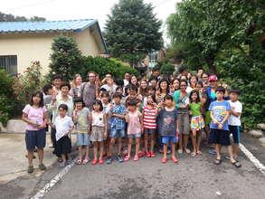 Emmanuel Children and Volunteers