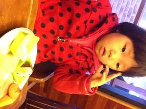 Gaeun, Age 2